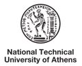 National Technical University of Athens logo