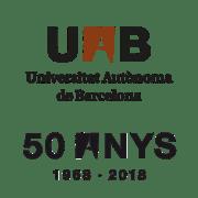 Автономный университет Барселоны Logo