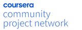 Coursera Community Project Network