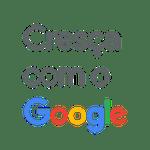 Cresça com o Google Logo
