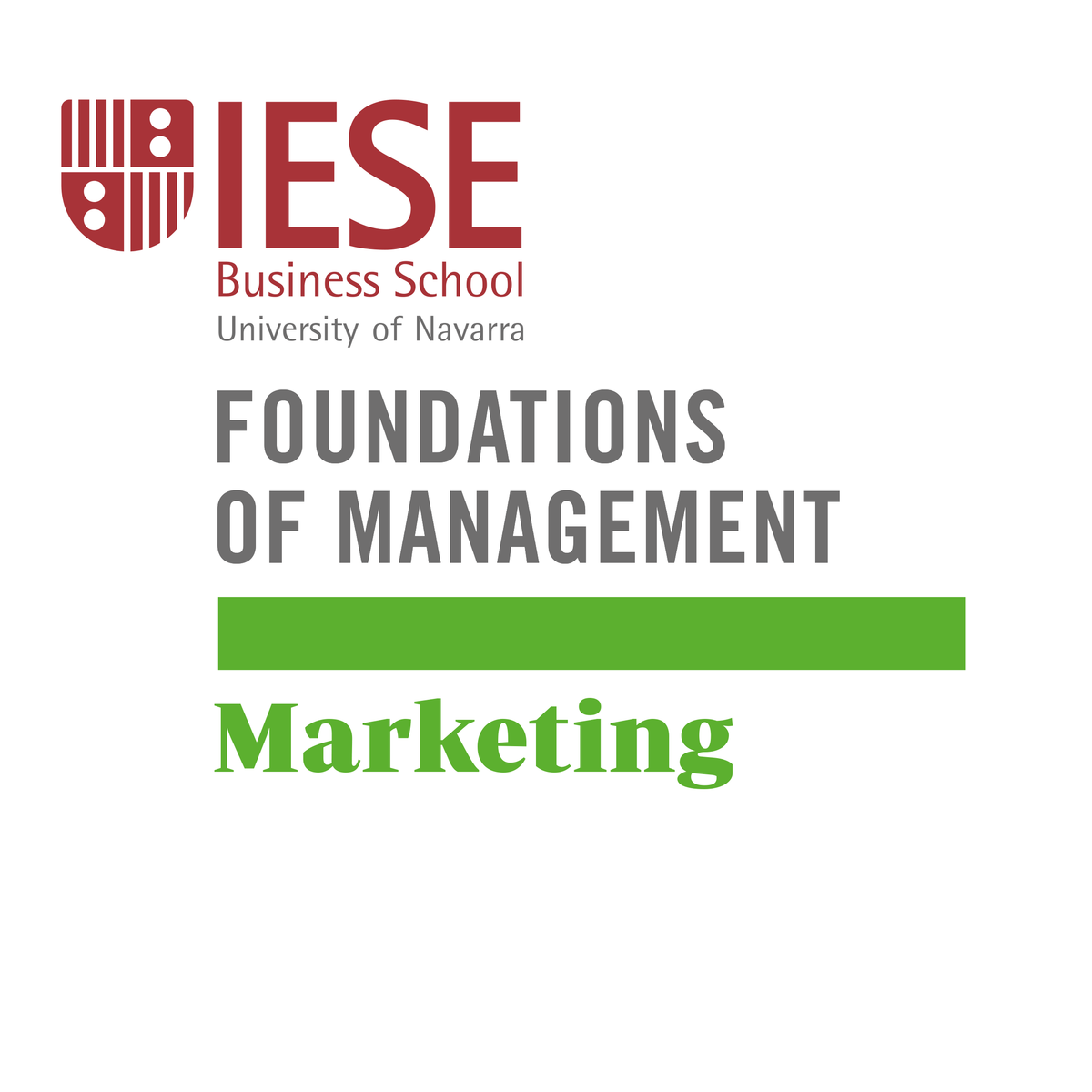 Marketing: Customer Needs and Wants