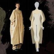 Fashion-иллюстрация: технический рисунок