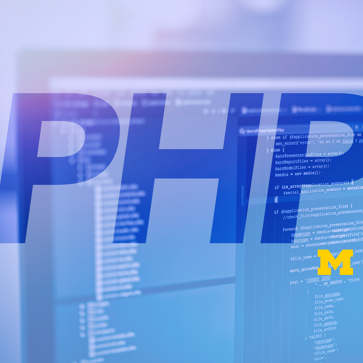 Building Web Applications in PHP