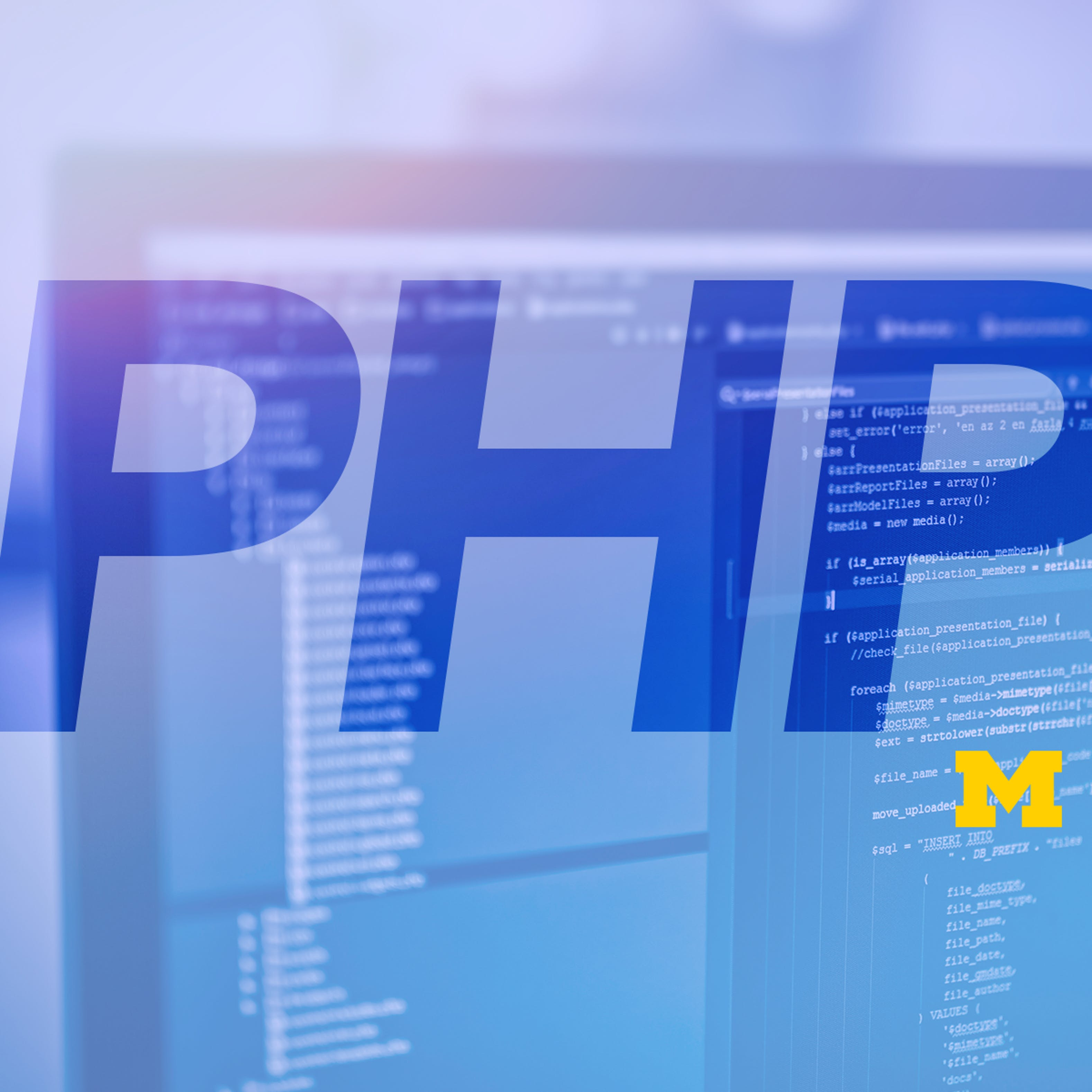 Building Web Applications in PHP | Coursera