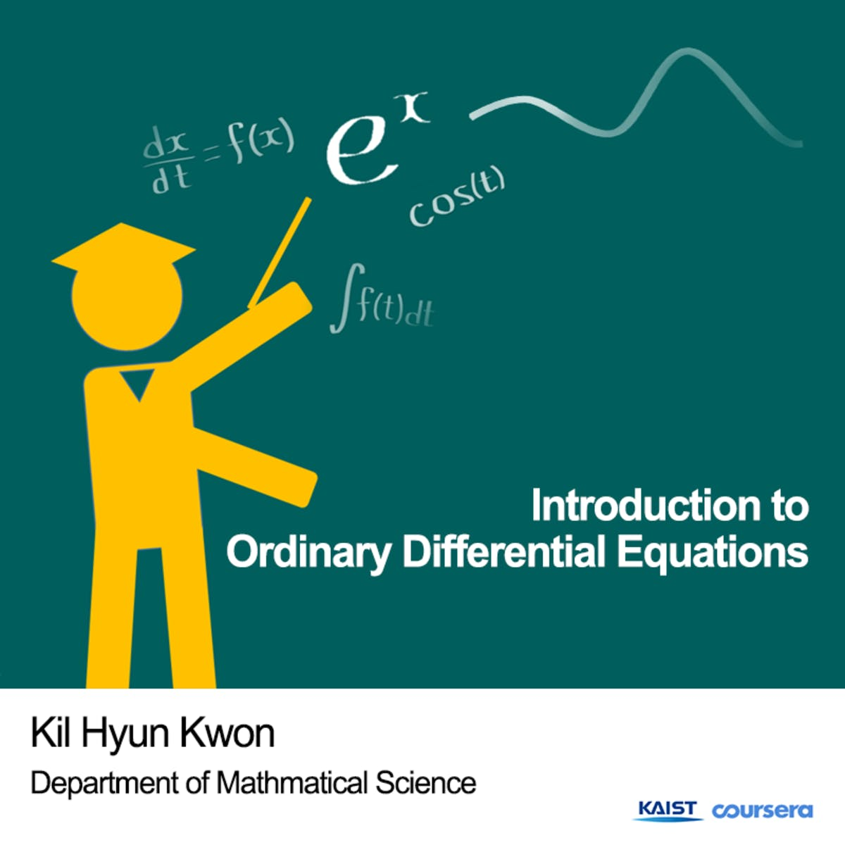 Introduction to Ordinary Differential Equations | Coursera