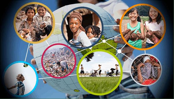 全球健康:跨学科概述