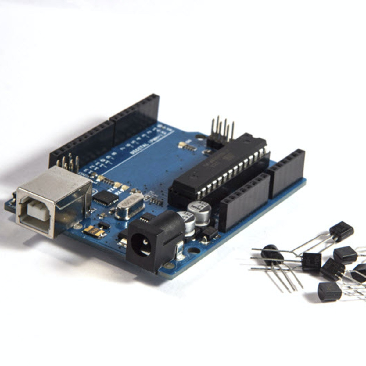Interfacing with the arduino coursera