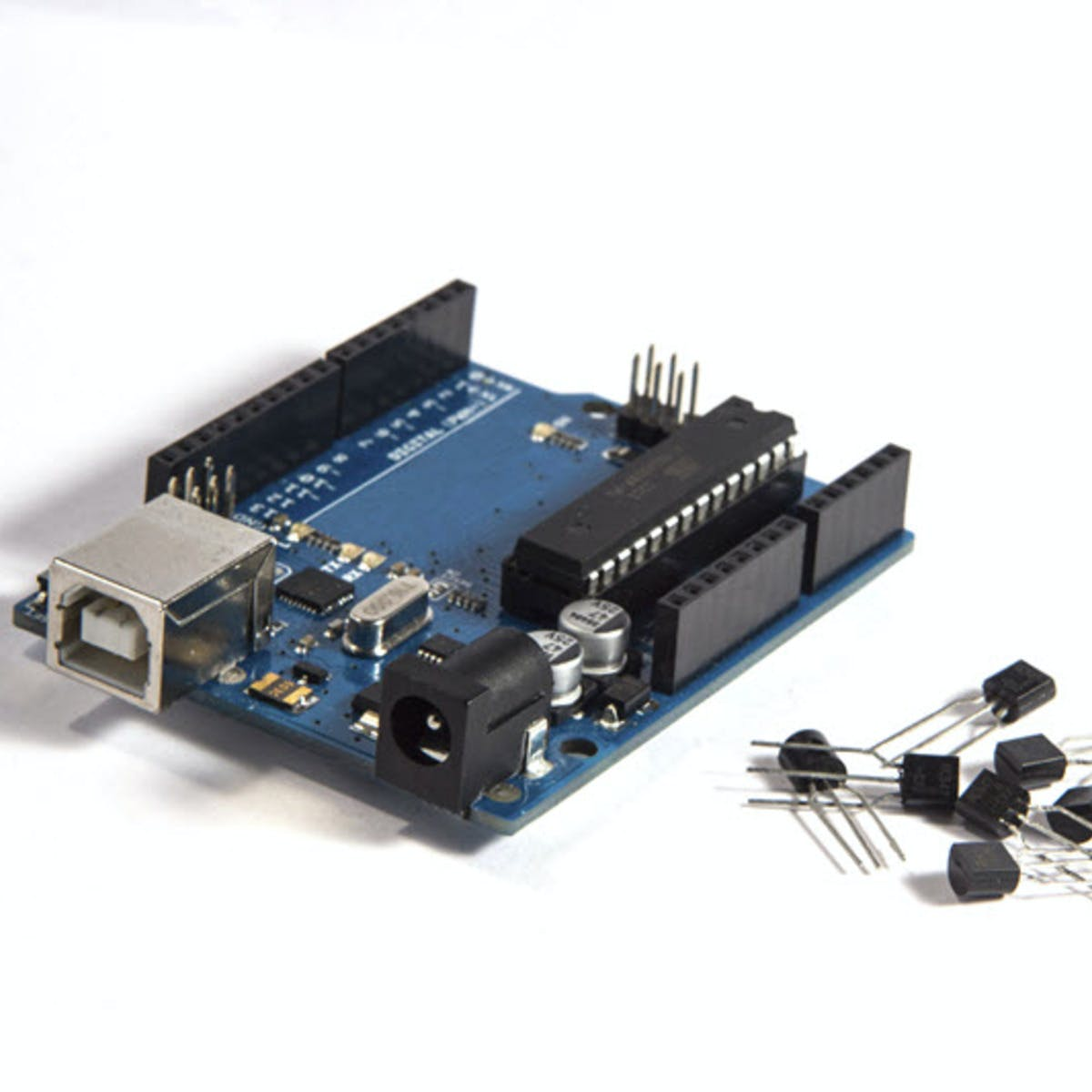 Interfacing with the Arduino