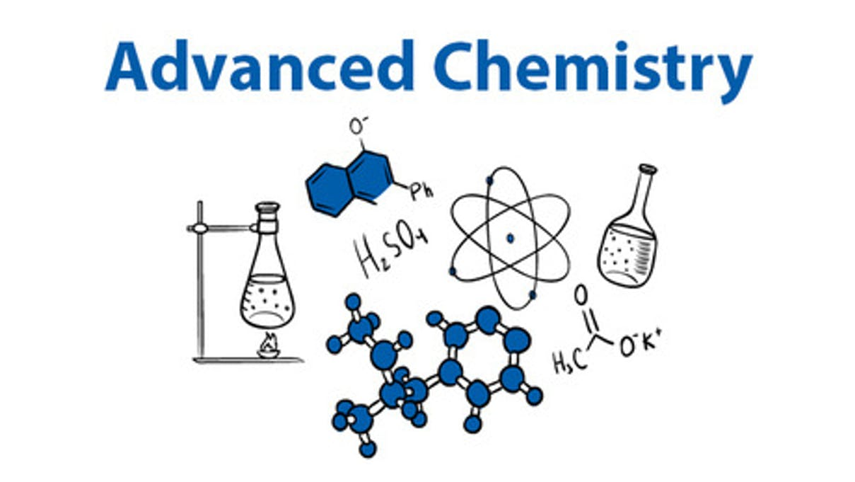 Advanced Chemistry | Coursera