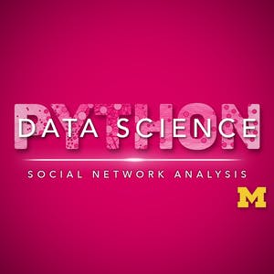 Mary Washington Online Courses Applied Social Network Analysis in Python for University of Mary Washington Students in Fredericksburg, VA