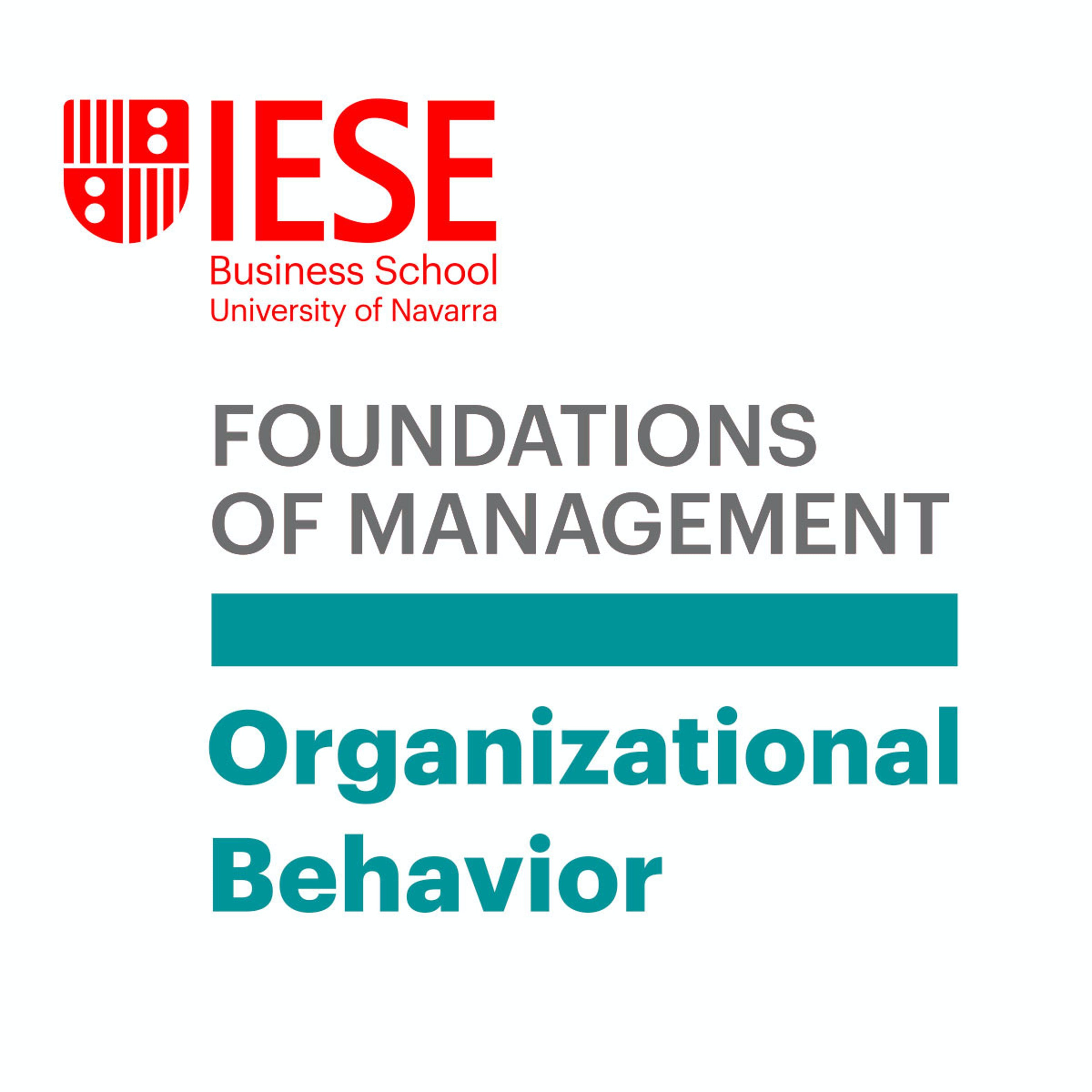 behavioral management theory examples