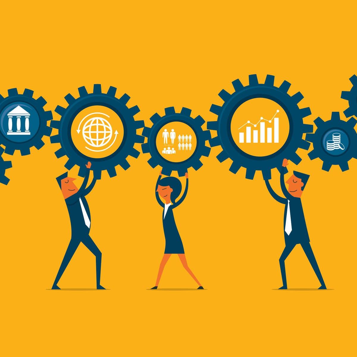 Managing Social and Human Capital