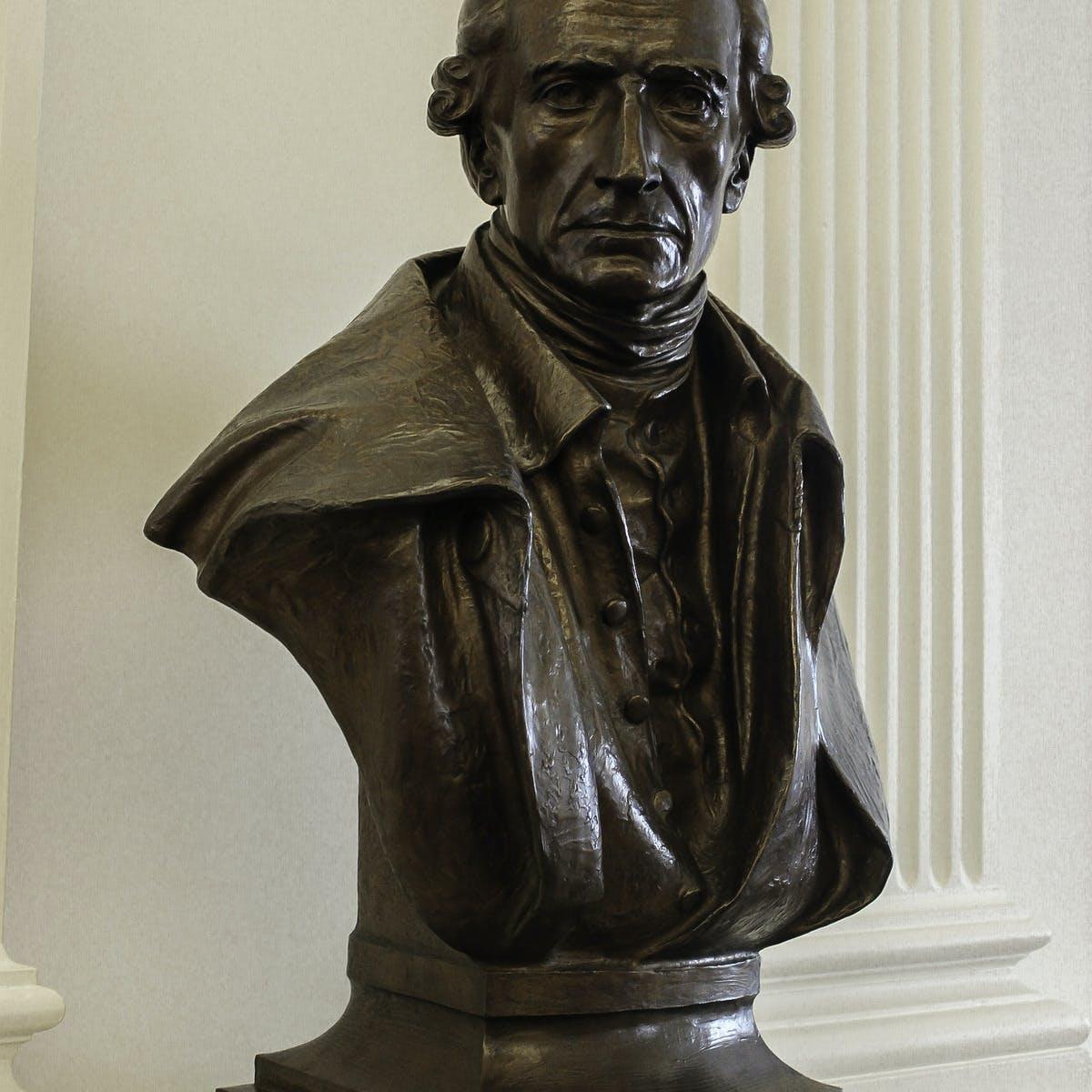 Patrick Henry: Forgotten Founder