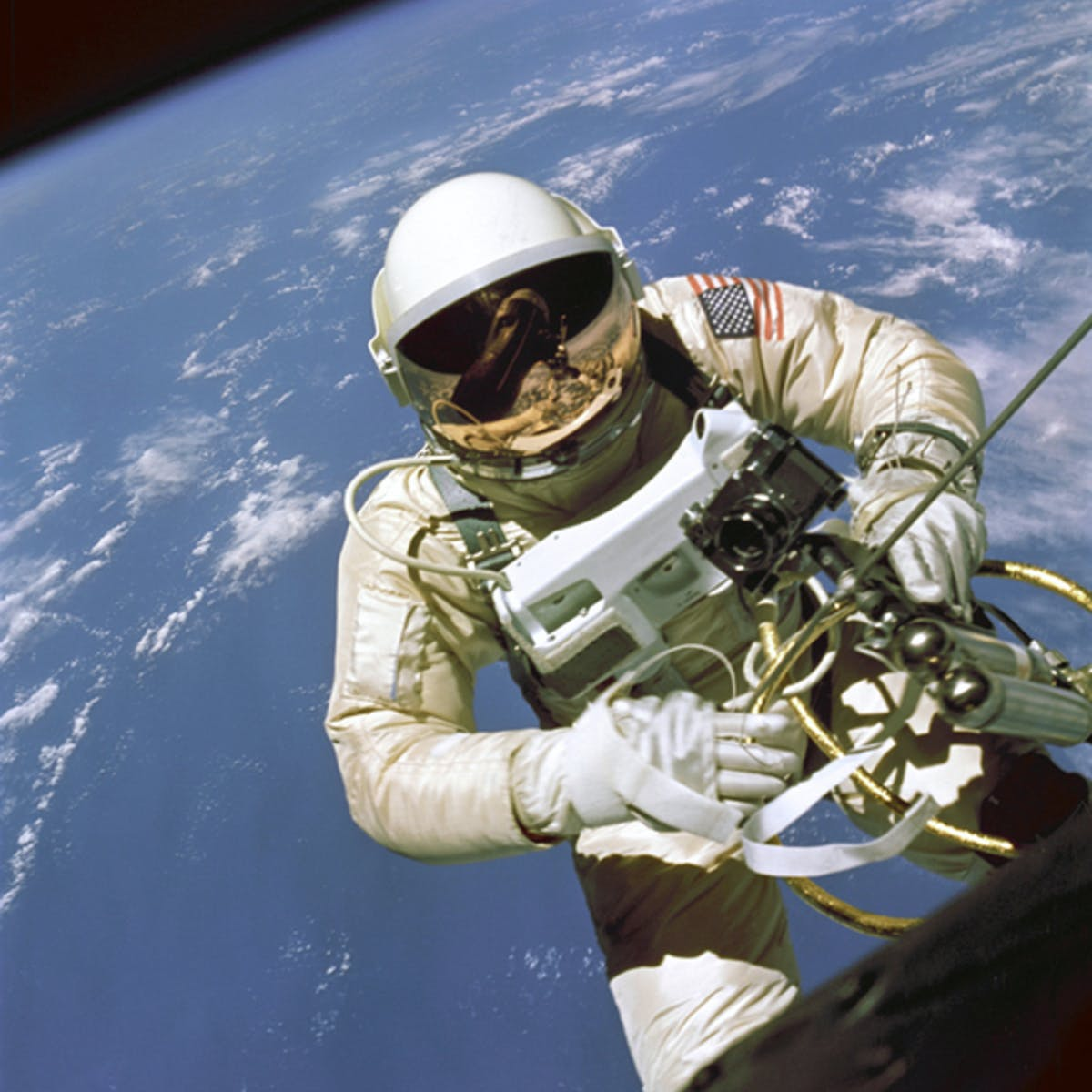 A Brief History of Human Spaceflight