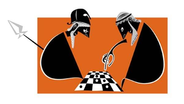 推论和劝说:通过柏拉图的三次对话进行思考