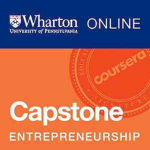 VIU Online Courses Wharton Entrepreneurship Capstone for Virginia International University Students in Fairfax, VA