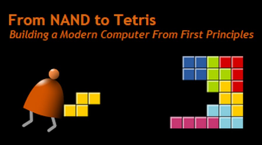 Build a Modern Computer from First Principles: From Nand to