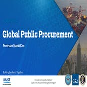 Global Public Procurement