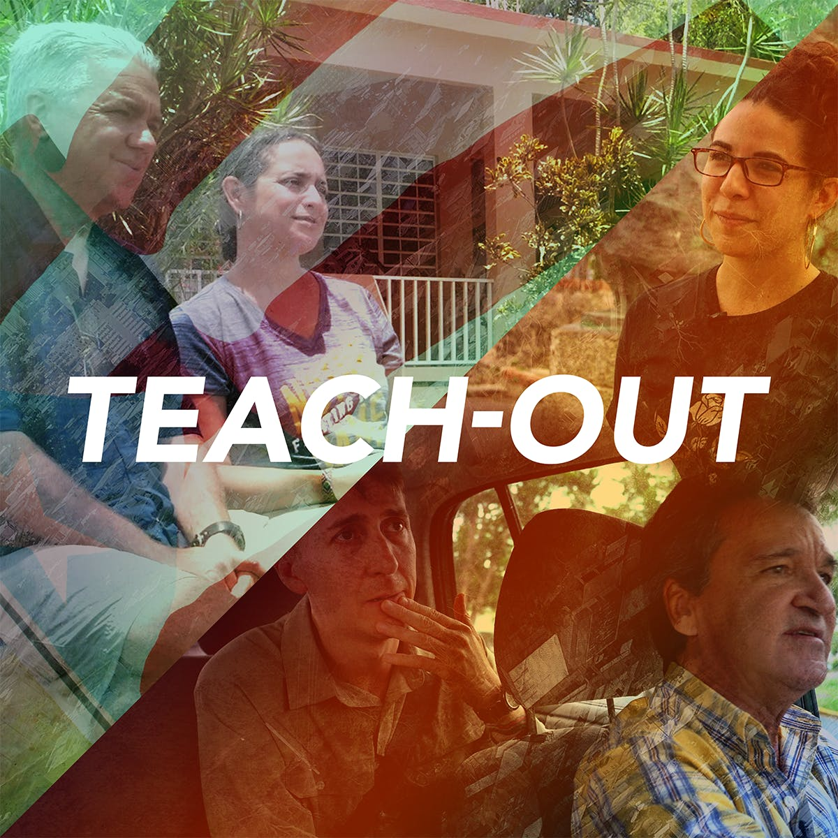 Listening to Puerto Rico Teach-Out