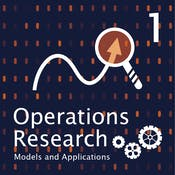 Operations Research (1): Models and Applications