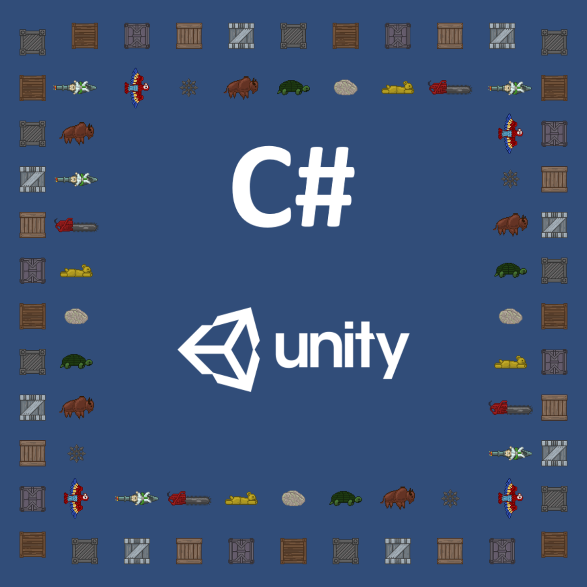 C# Programming for Unity Game Development Capstone Project