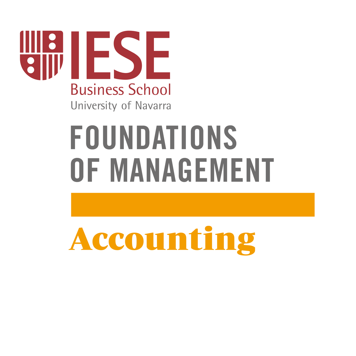 Accounting: Principles of Financial Accounting