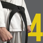 The Measure Phase for the 6 σ Black Belt