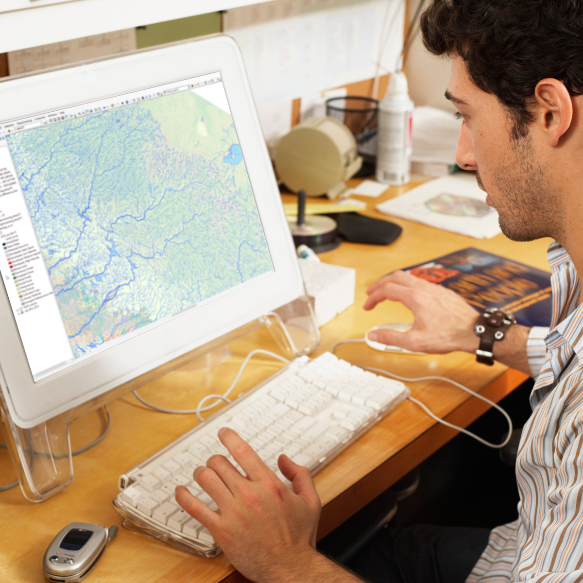 Fundamentals of GIS
