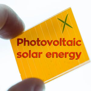 Photovoltaic-solar-energy