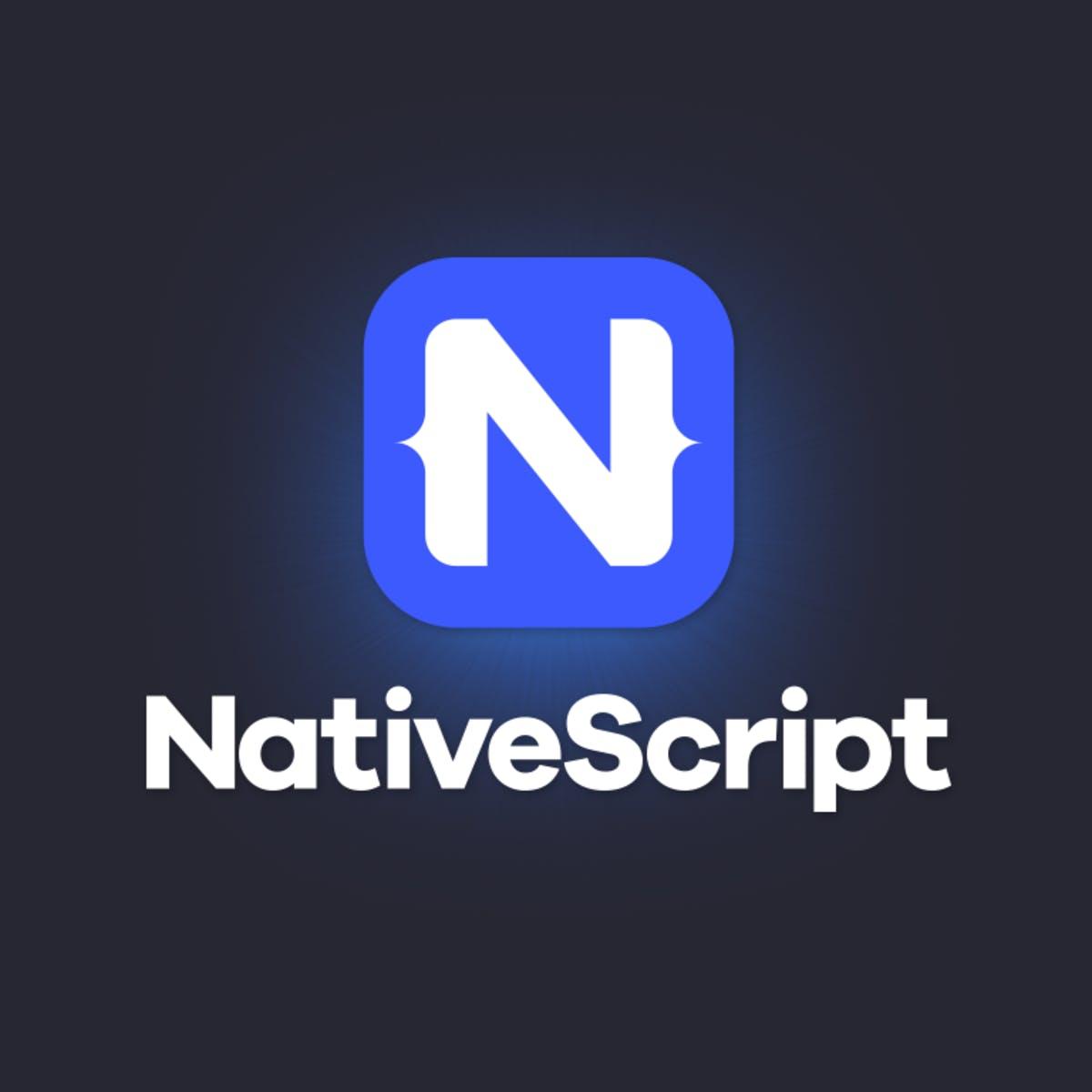 Multiplatform Mobile App Development with Web Technologies: NativeScript