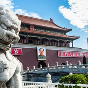 Massachusetts Online Courses Chinese Politics Part 1 - China and Political Science for University of Massachusetts-Amherst Students in Amherst, MA