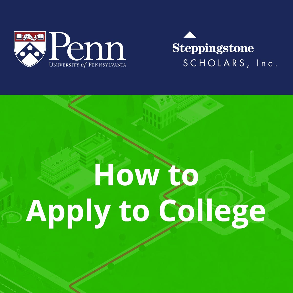 How to Apply to College