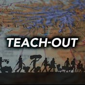 Afghan Refugees and Displaced People Teach-Out
