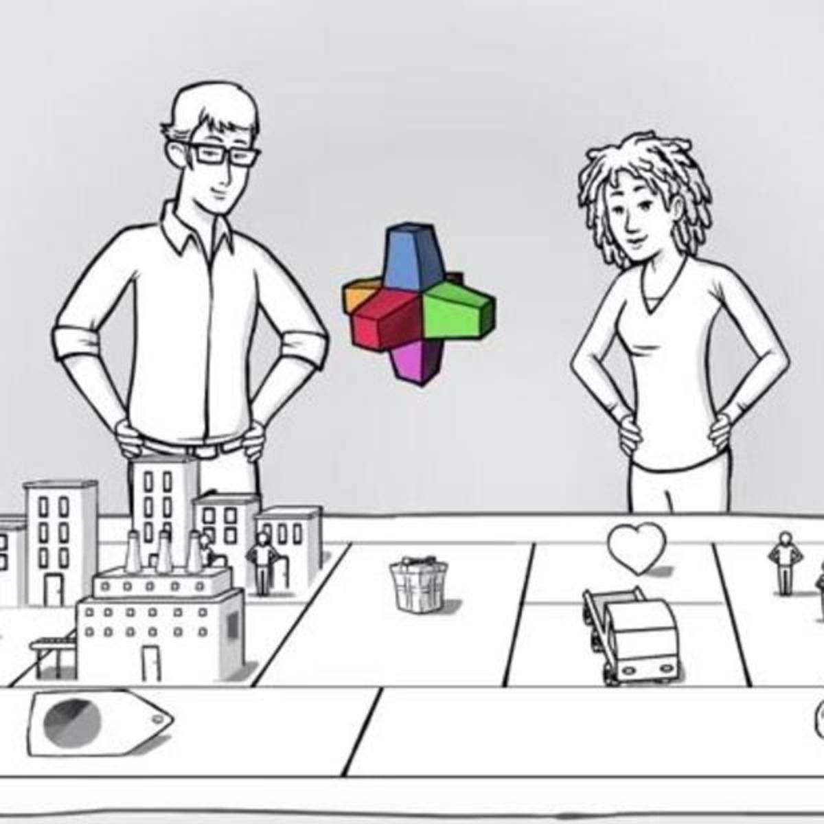 Business Model Canvas: A Tool for Entrepreneurs and Innovators (Project-Centered Course)