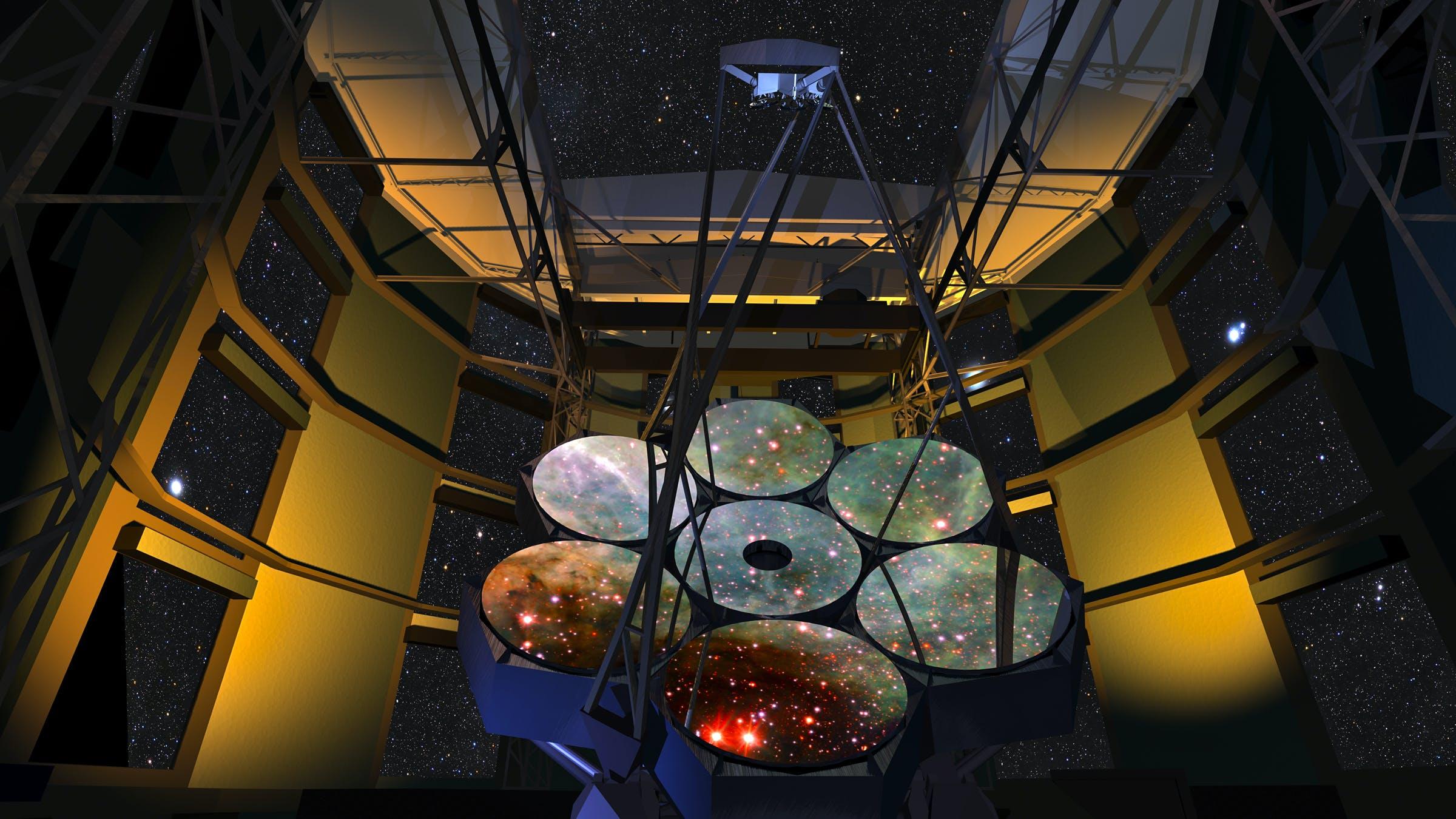 天文学:探索时间和空间