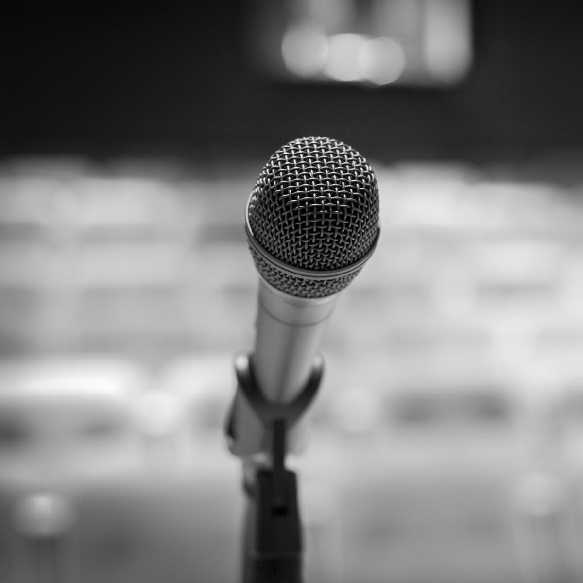 مقدمة عن مخاطبة الجمهور - باللغة العربية