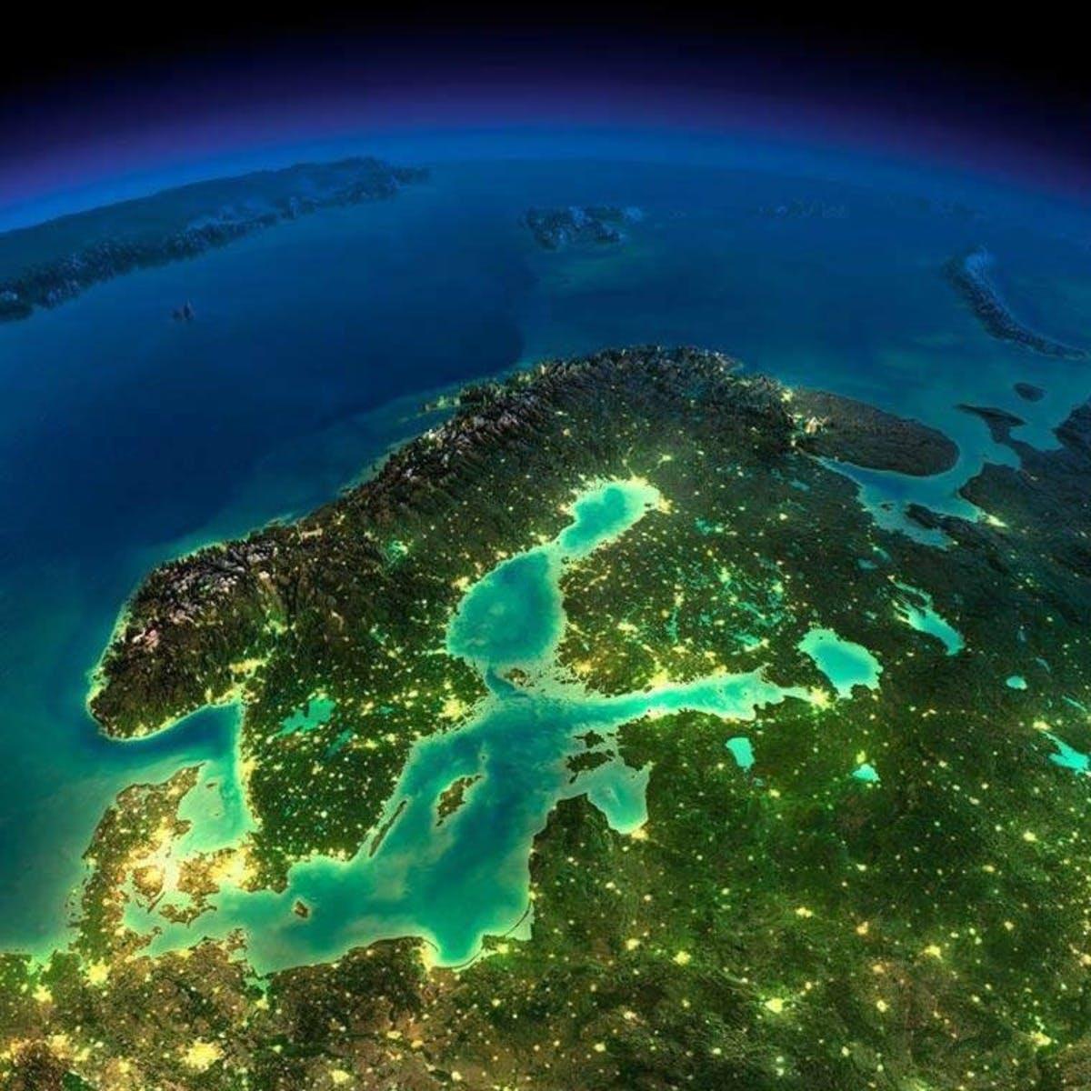 绿色经济:斯堪的纳维亚的经验