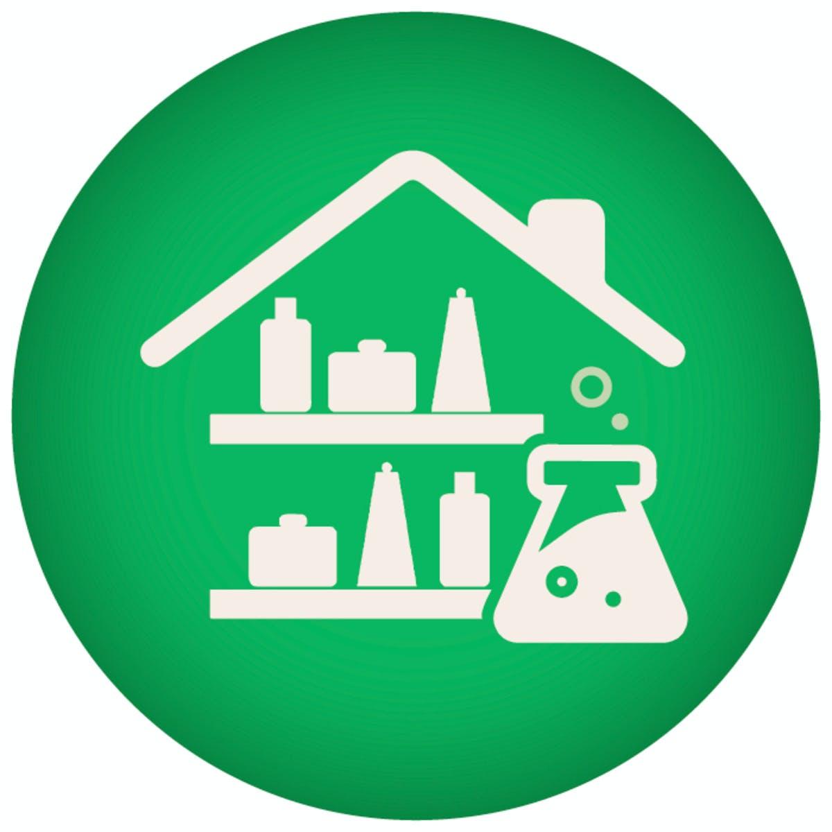 ¡¿Cómo?! ¿Química en mi casa?