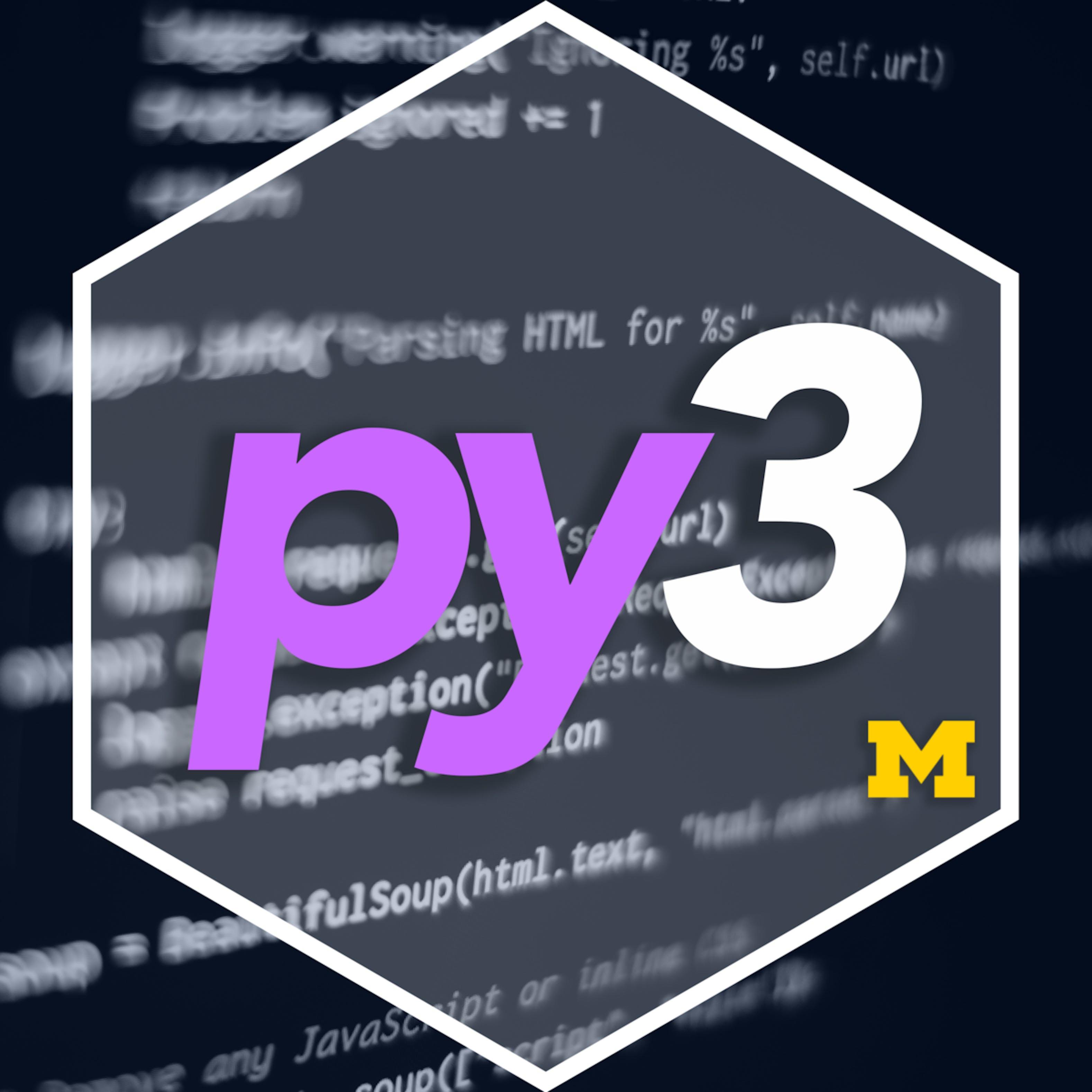 Python Basics | Coursera