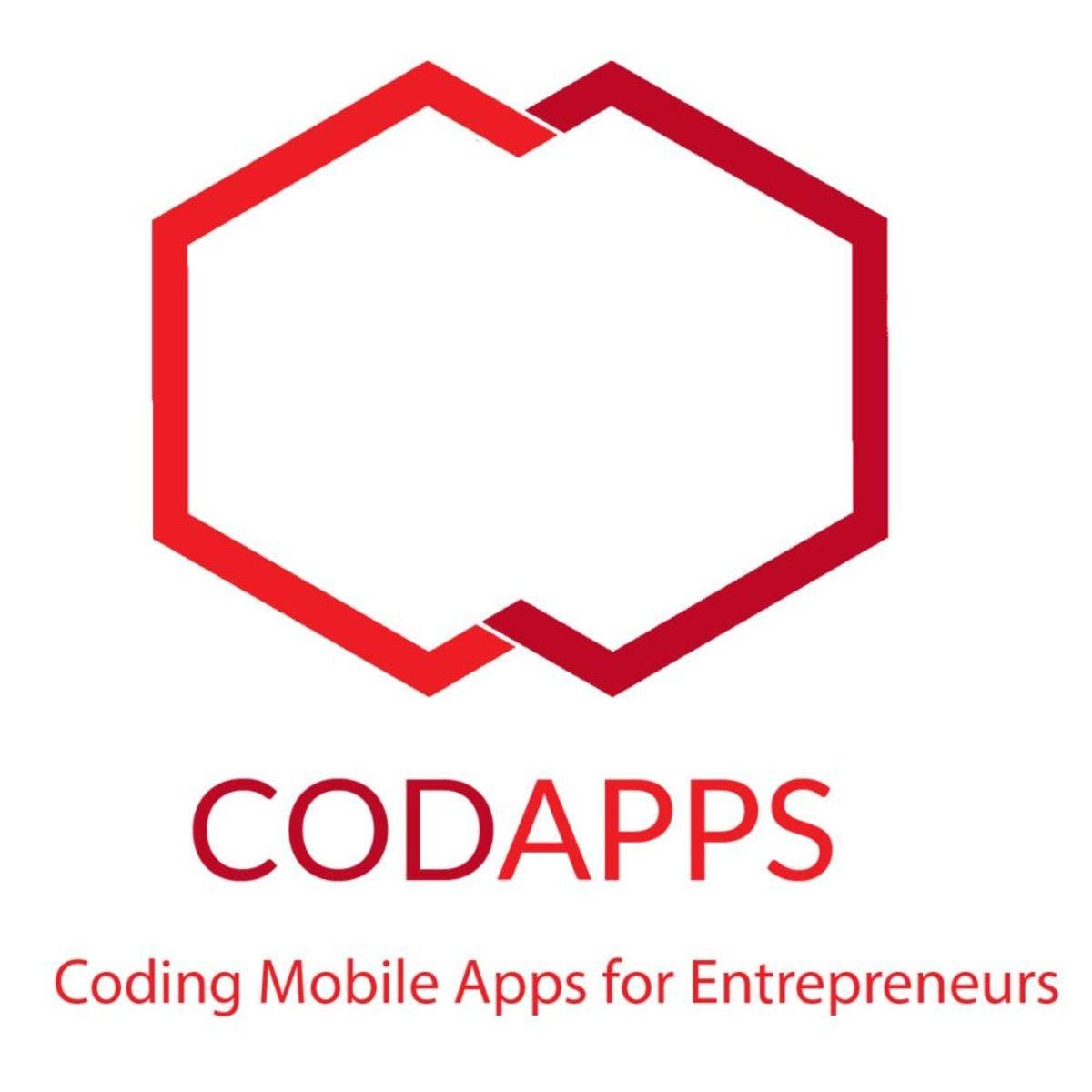 CODAPPS:为创业项目开发移动 App