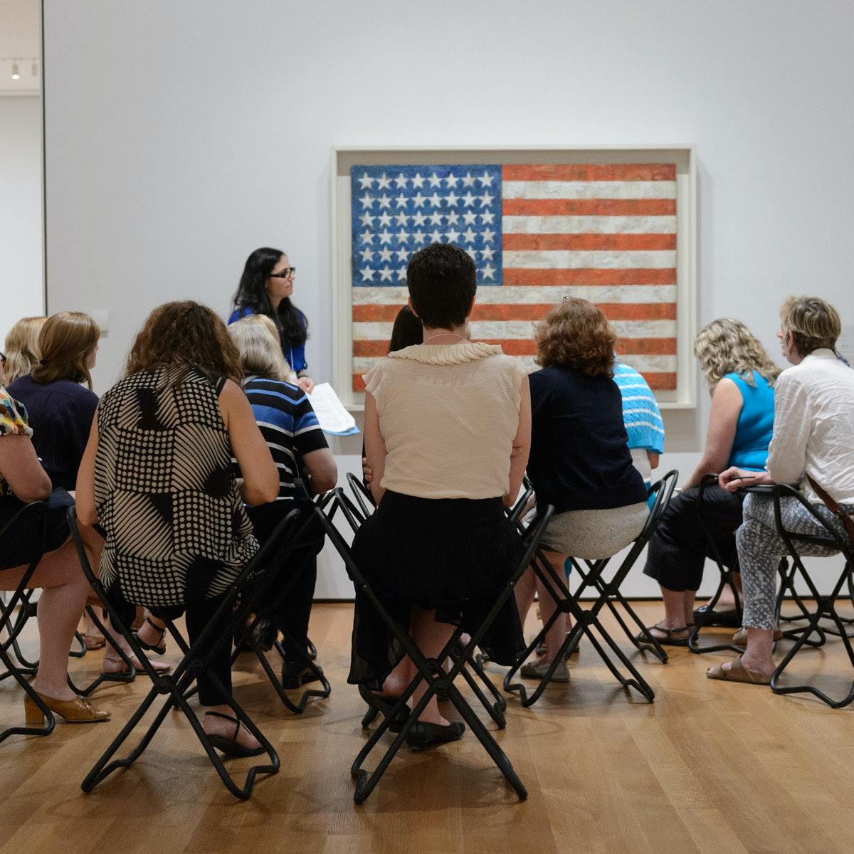 Art & Ideas: Teaching with Themes