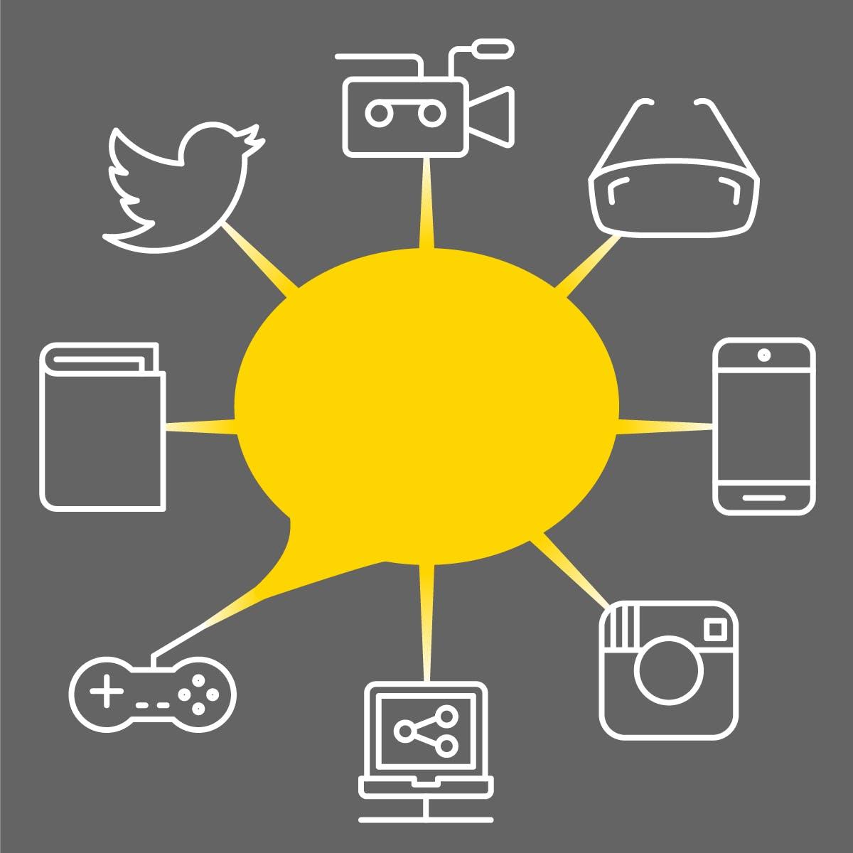 Transmedia Storytelling: Narrative worlds, emerging technologies, and global audiences