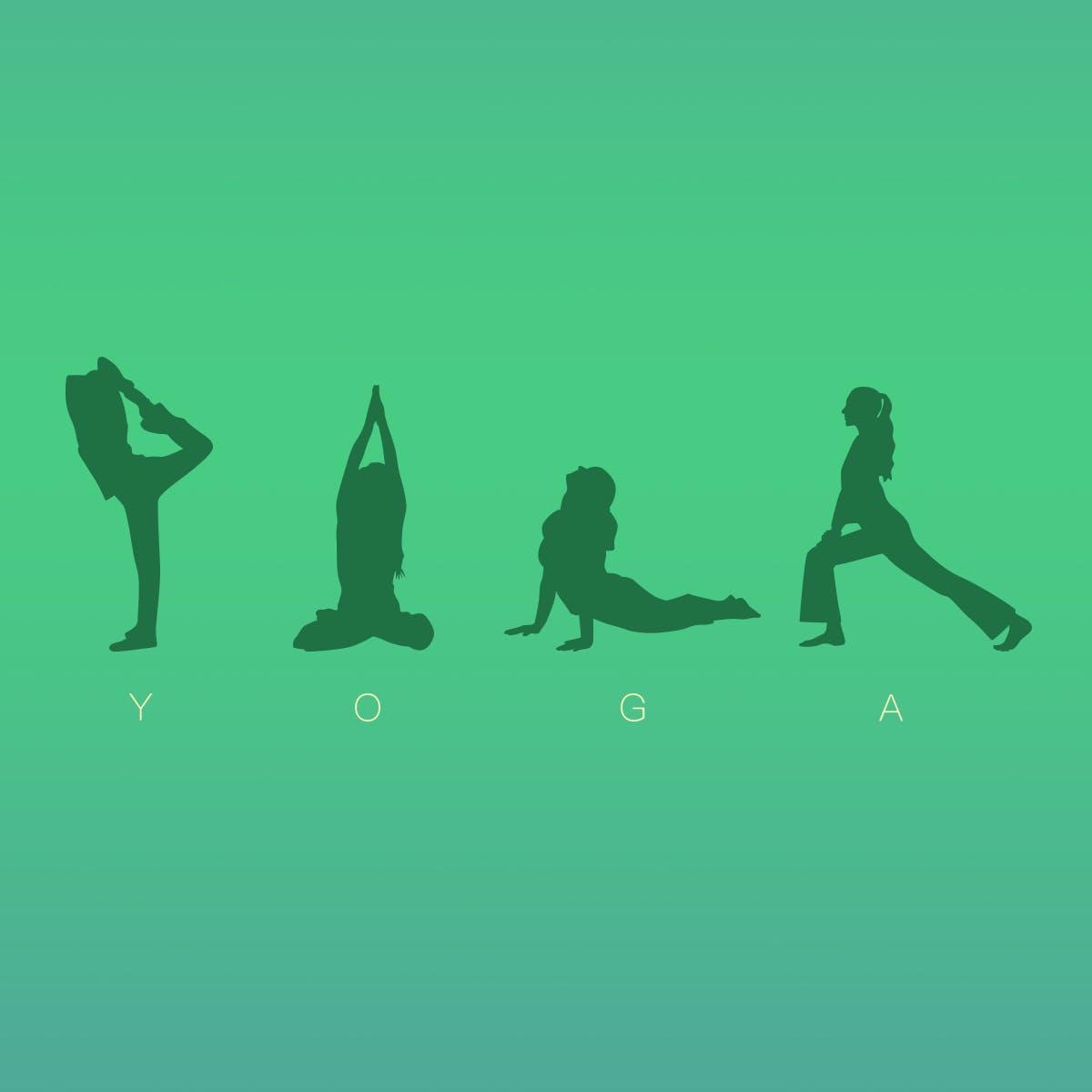 大学生瑜伽