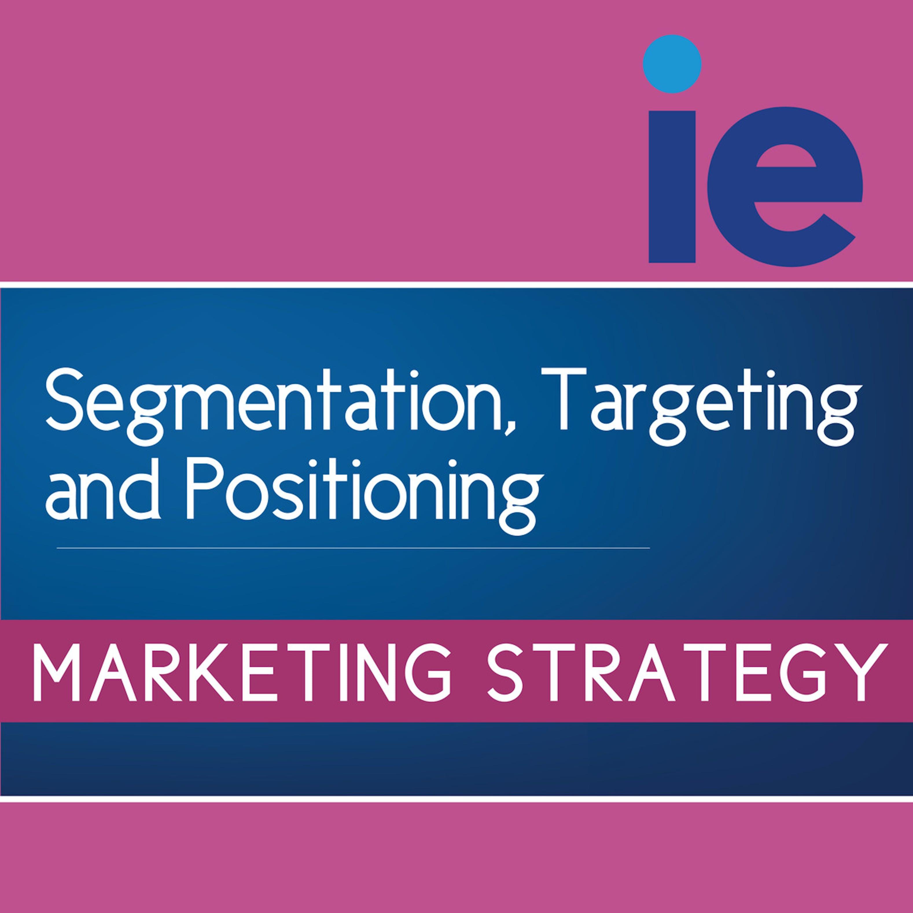 unilever market segmentation strategy