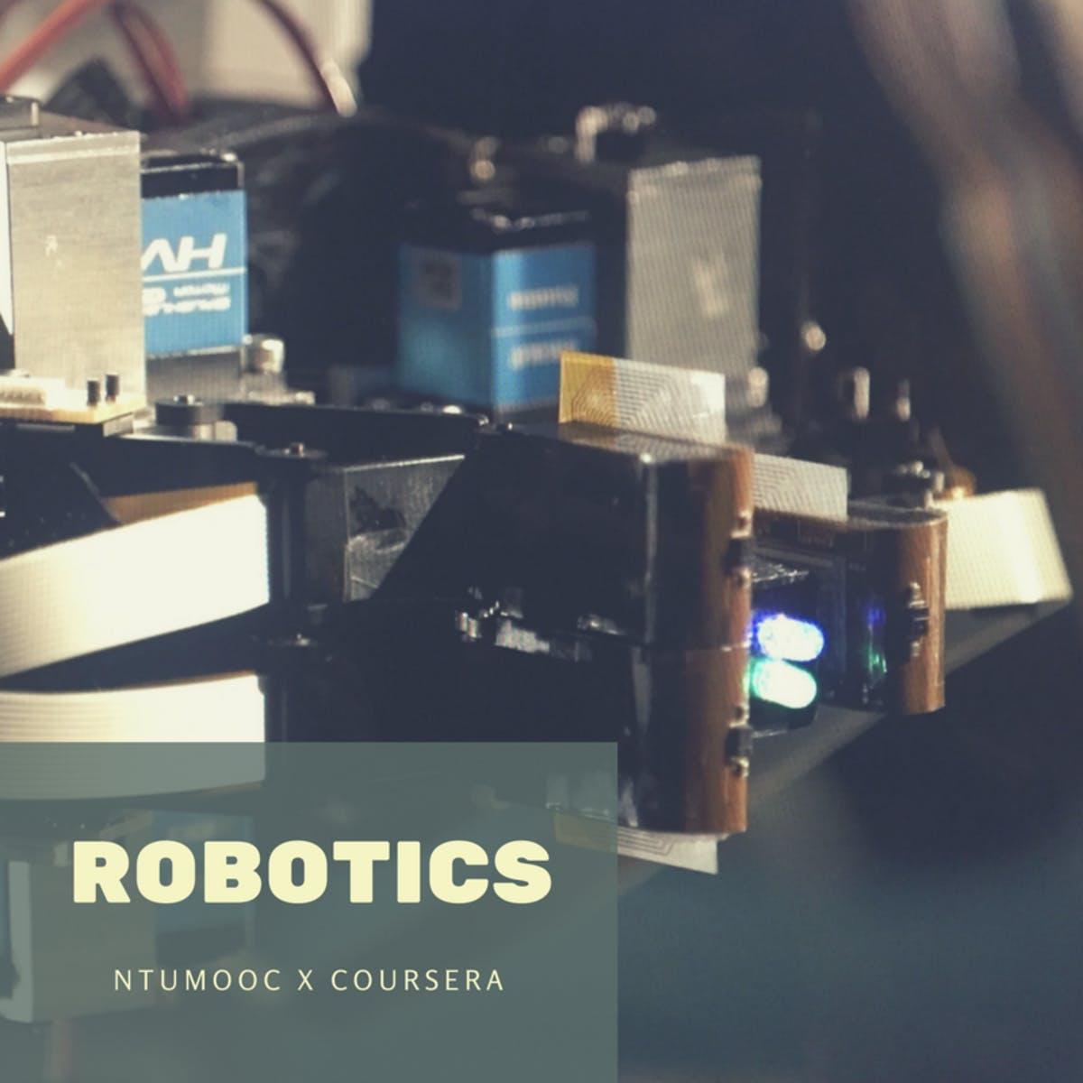 機器人學一 (Robotics 1)