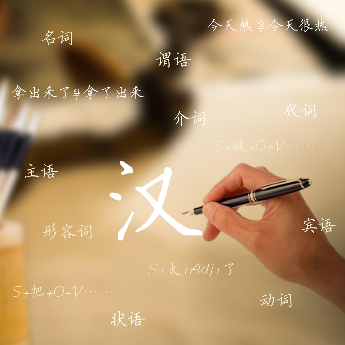 现代汉语核心语法
