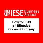 How to Build an Effective Service Company