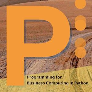 用 Python 做商管程式設計(三)(Programming for Business Computing in Python (3))
