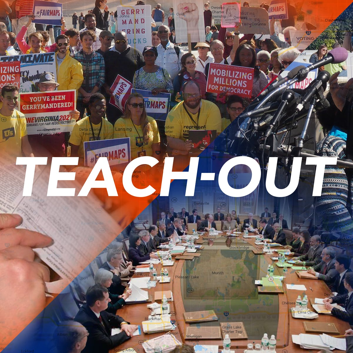 The Future of Gerrymandering Teach-Out
