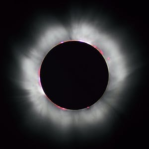 The Sun and the Total Eclipse of August 2017